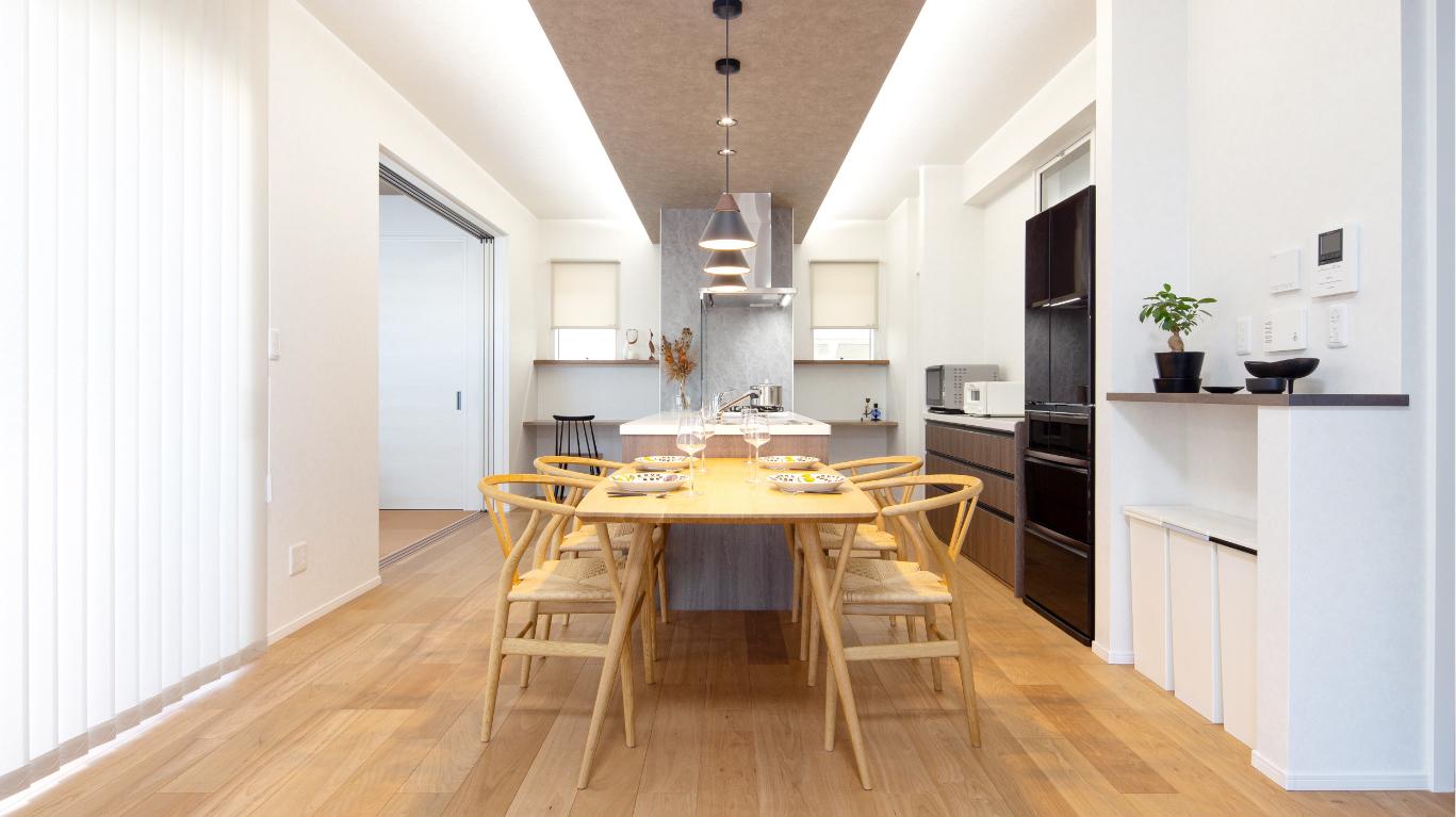 分譲住宅」と「注文住宅」で叶える豊かで快適な暮らし