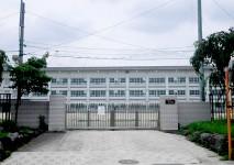 守山中学校約500m