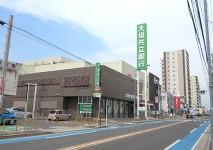 大垣共立銀行守山支店約400m