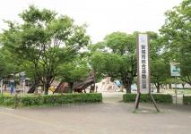 総合運動公園約400m