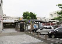 名鉄名古屋本線「新安城駅」約1740m